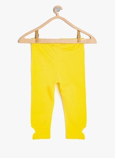 Koton Tayt Sarı